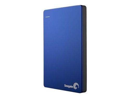 Disco Duro Externo Seagate Backup Plus 2 Tb Azul