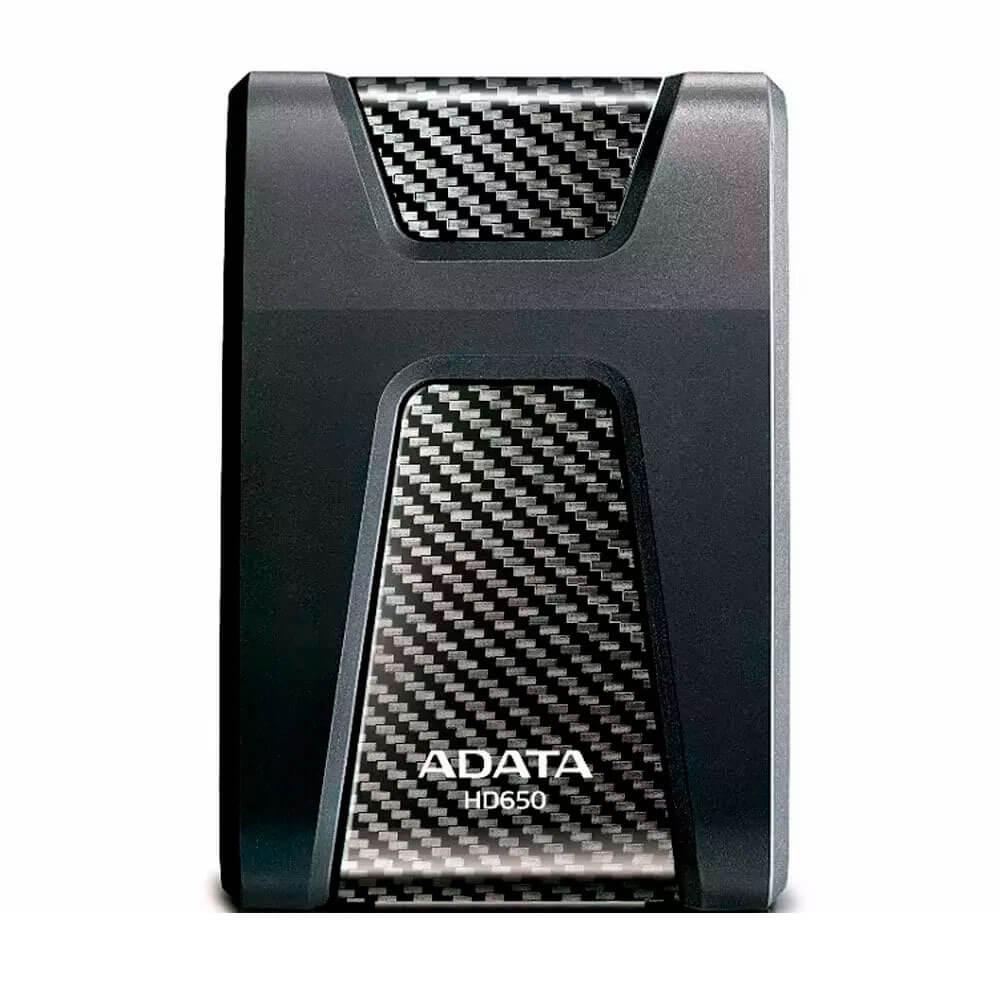 Disco Duro Externo Adata Hd650 1 Tb Negro