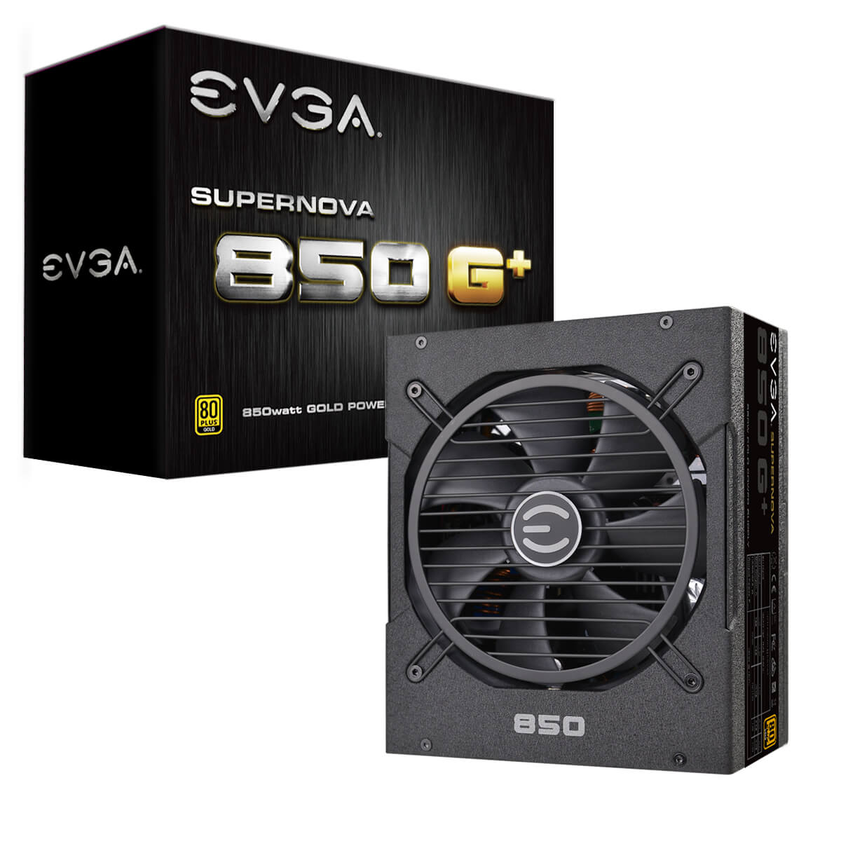 Fuente Evga 850W + 80 Oro G1 Supernova Modular