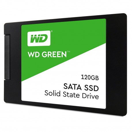 Unidad de Estado Sólido 120Gb Western Digital Green
