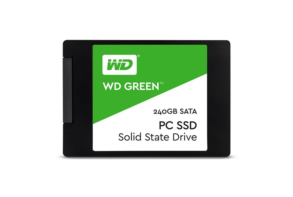 Unidad de Estado Sólido 240Gb Western Digital Green