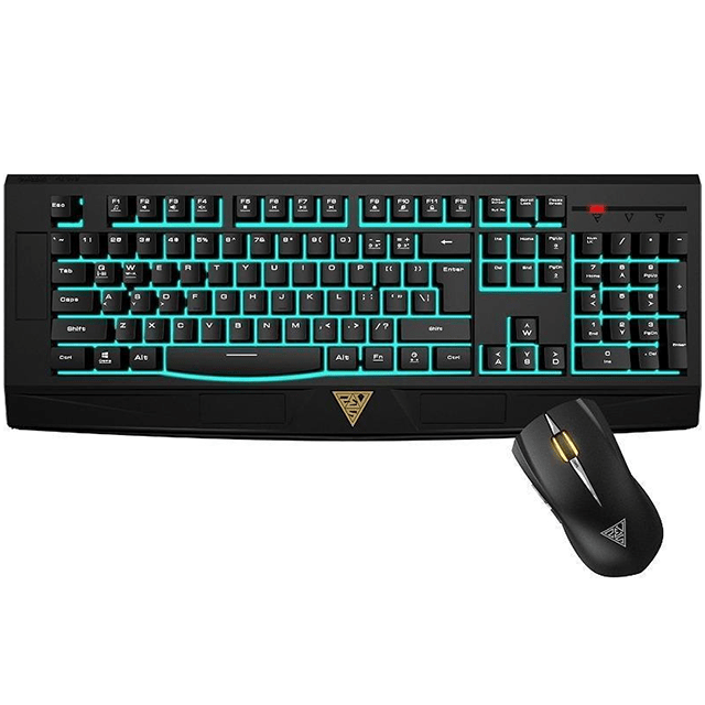 Kit Tec/Mouse Gamdias Ares 7 Color Essential