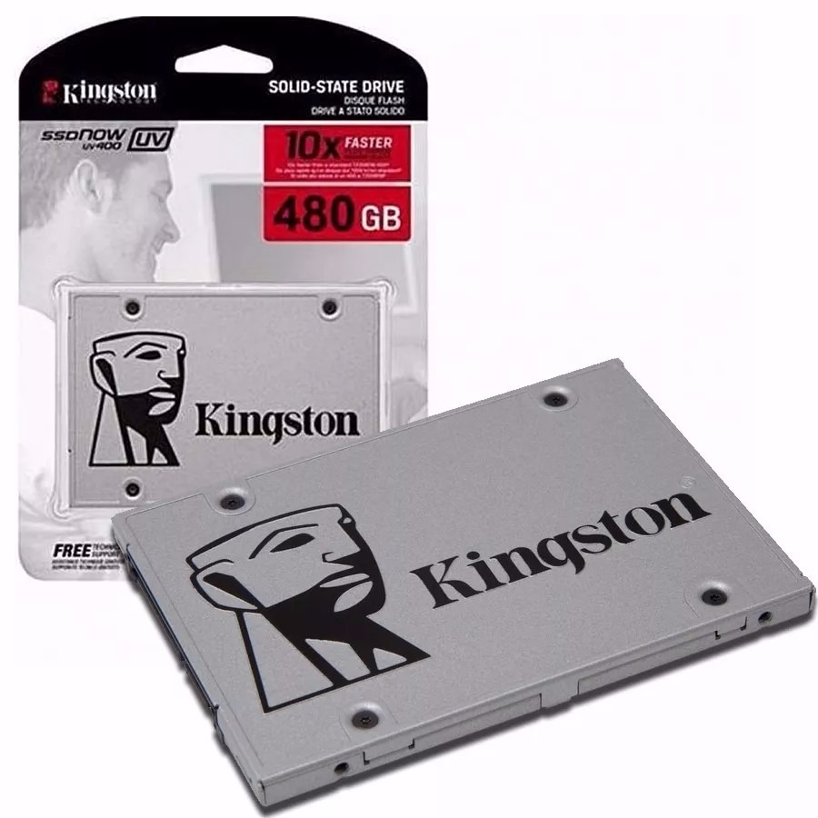 Estado Solido SSD Kingston 480GB Sata3 A400