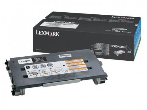 TONER LEXMARK C500H2KG