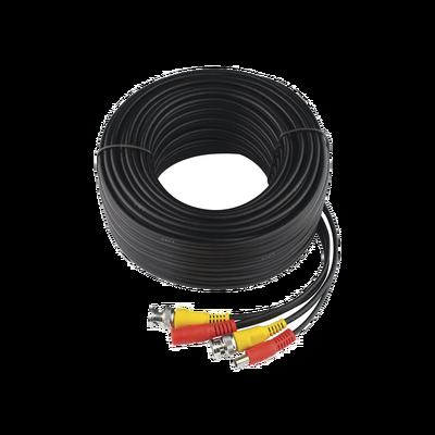 Cable Coaxial Armado 40m.