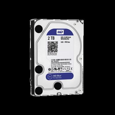 WD HDD Multi-proposito 2 TB