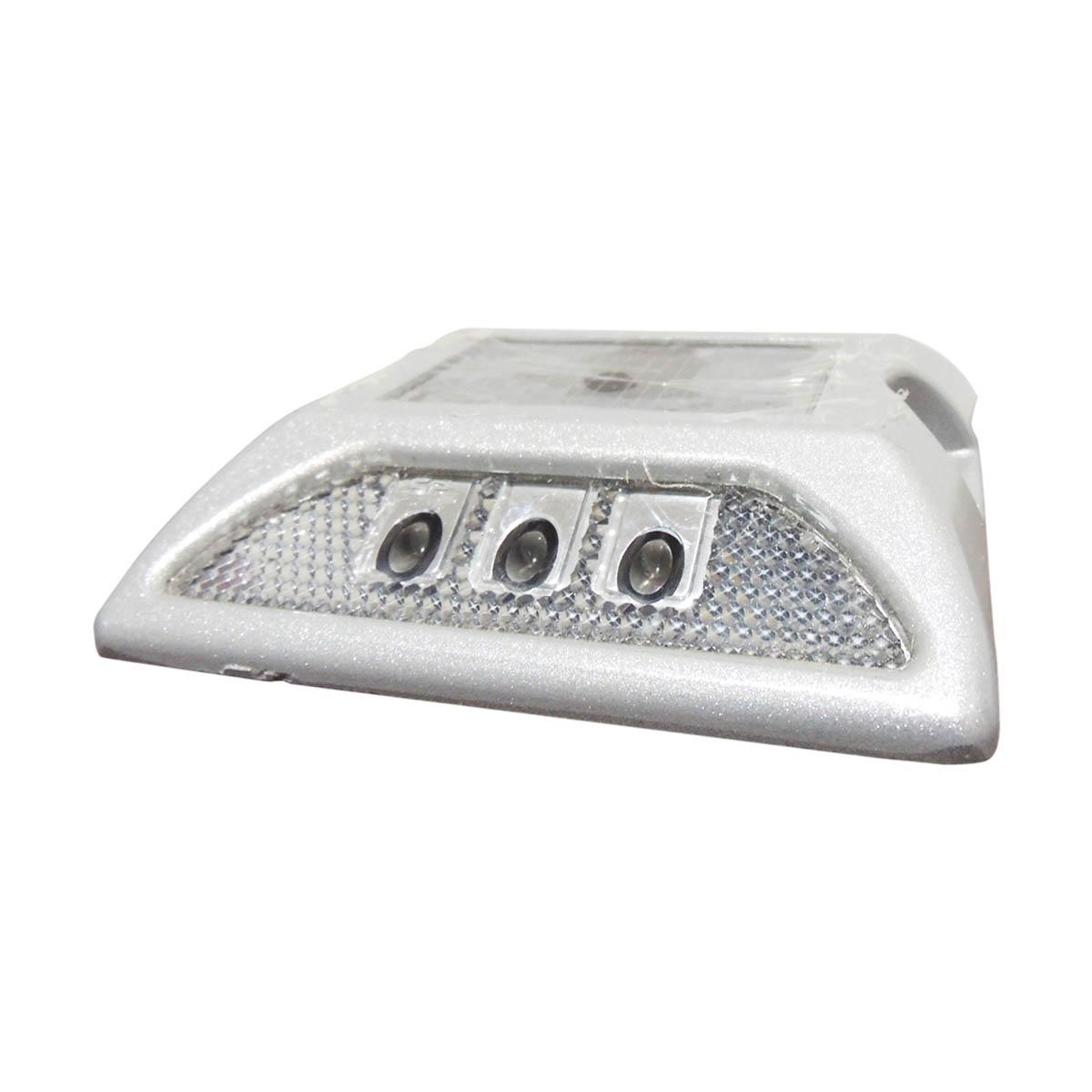 Vialeta Vialidad Inteligente De Aluminio Led Solar Kingsman