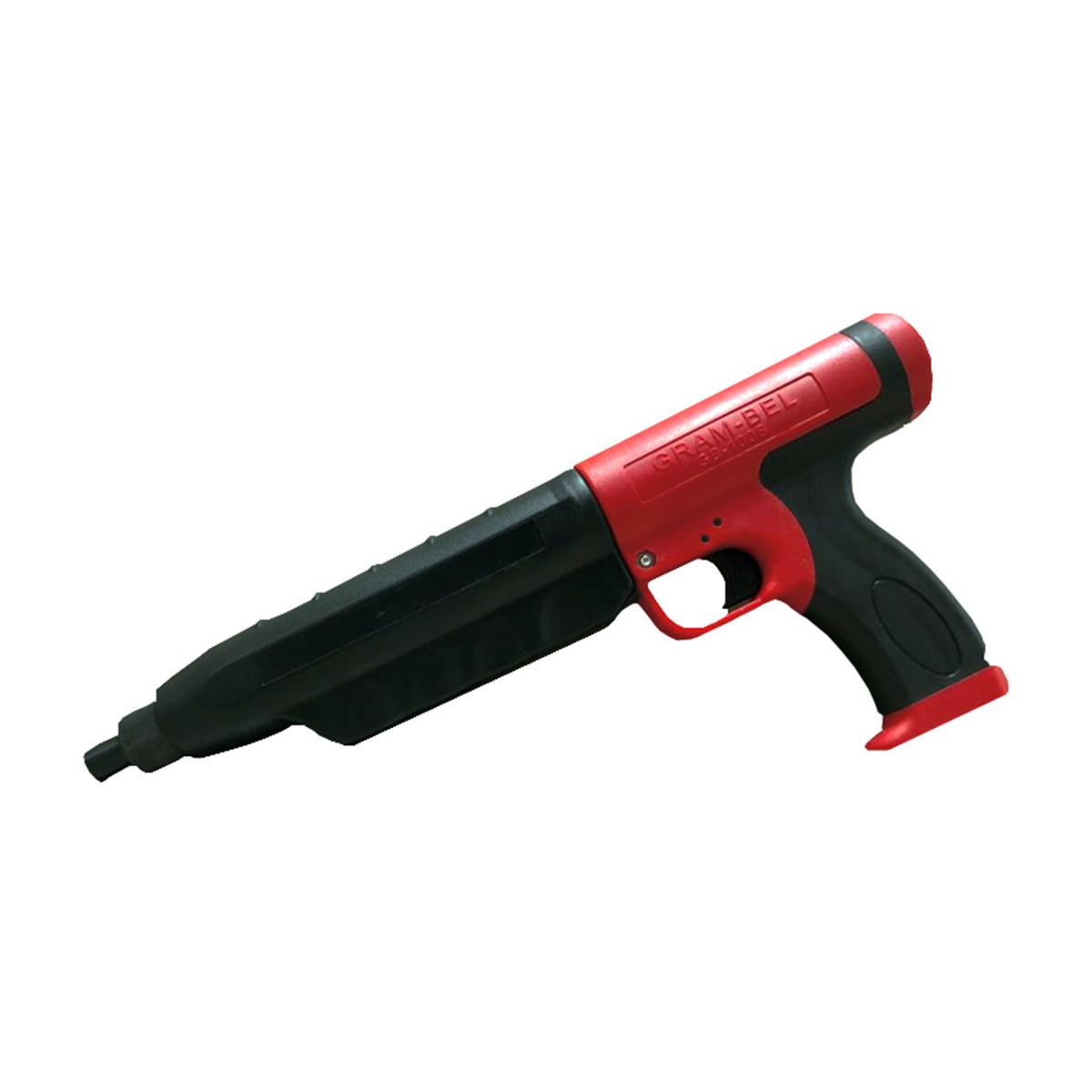 Pistola Impacto Disparador Fijacion 8mm De Clavos Gram-Bel