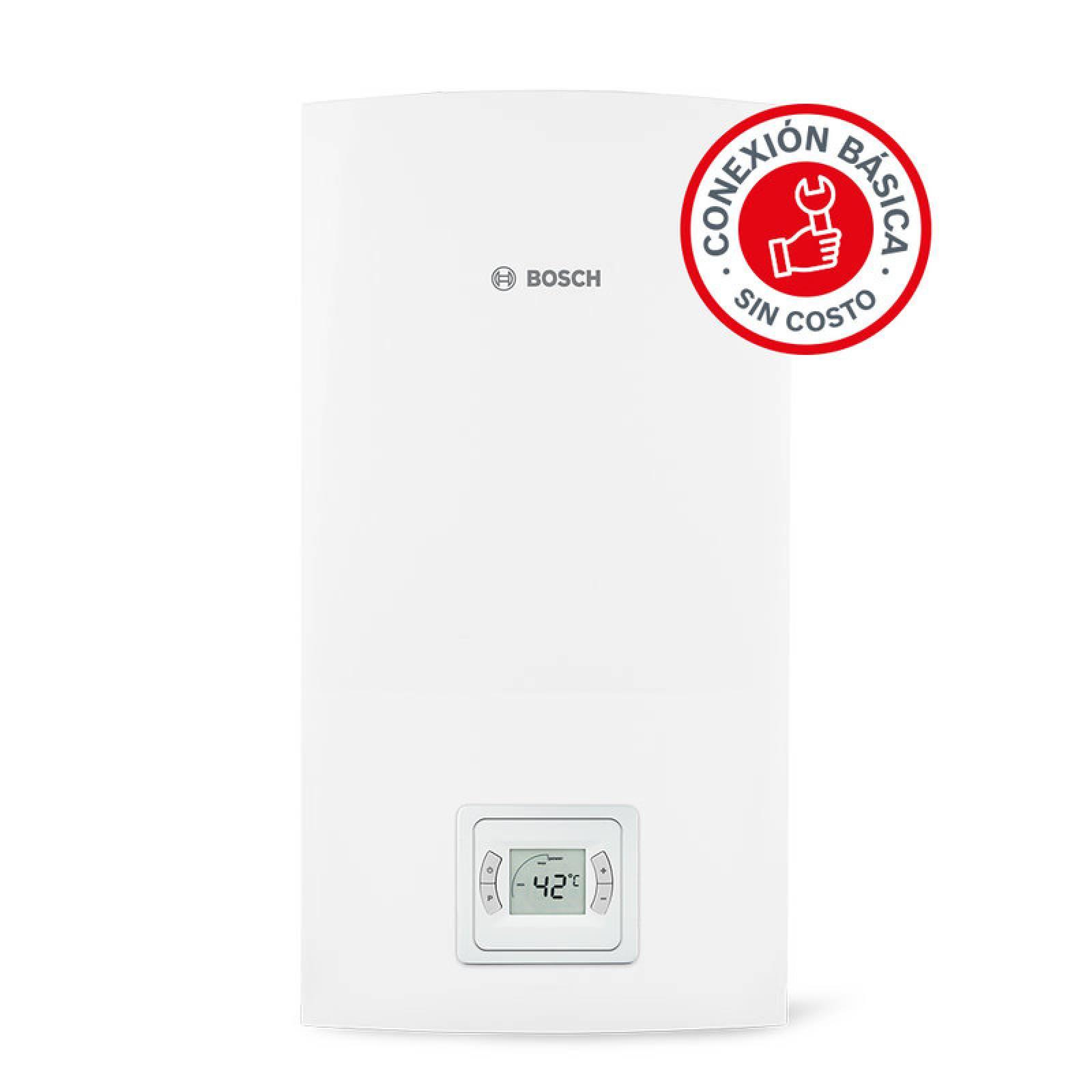 Calentador De Paso 4 Servicios Compact In 20 Gas Lp Bosch