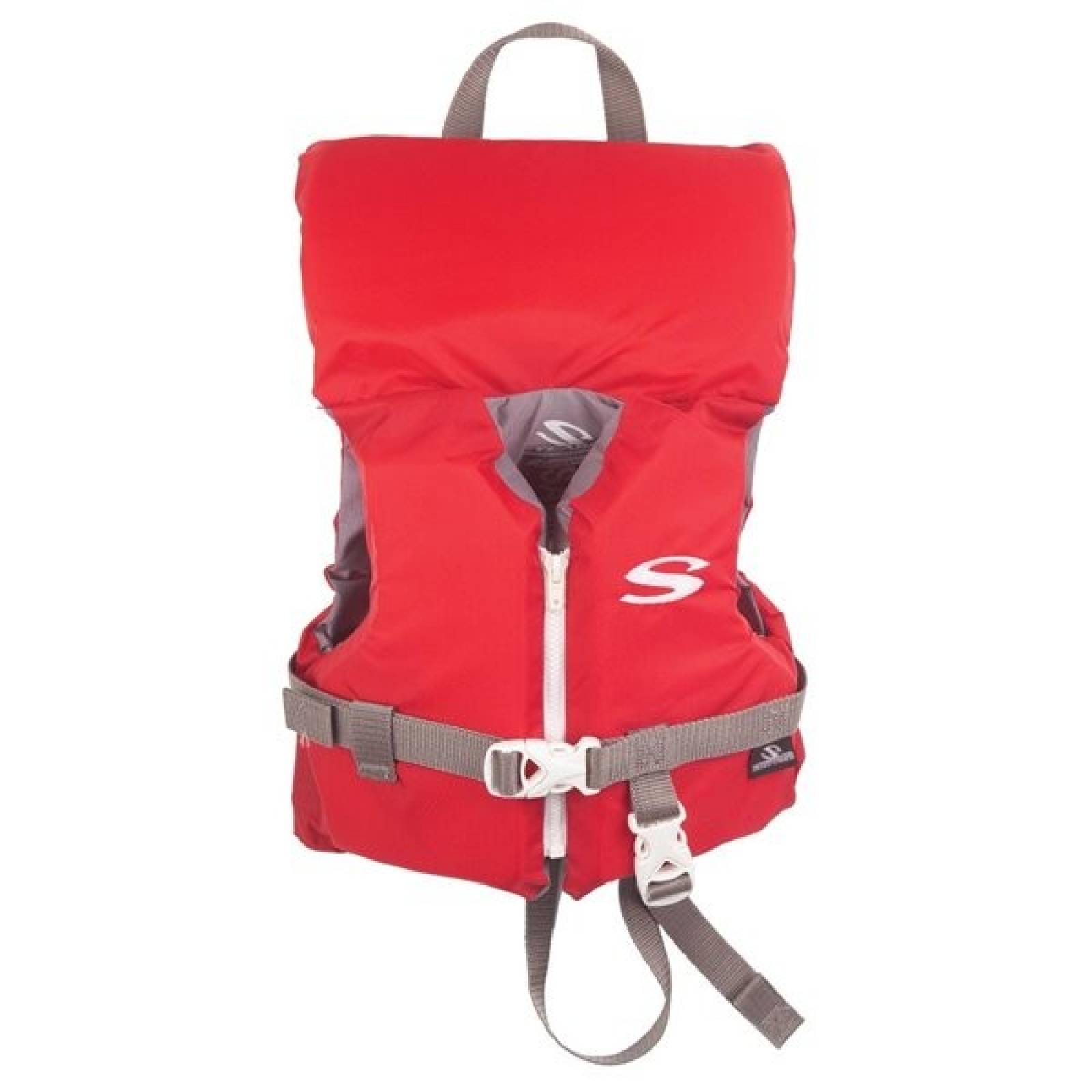 Chaleco Salvavidas Rojo Para Niños 2000004167 Stearns Coleman