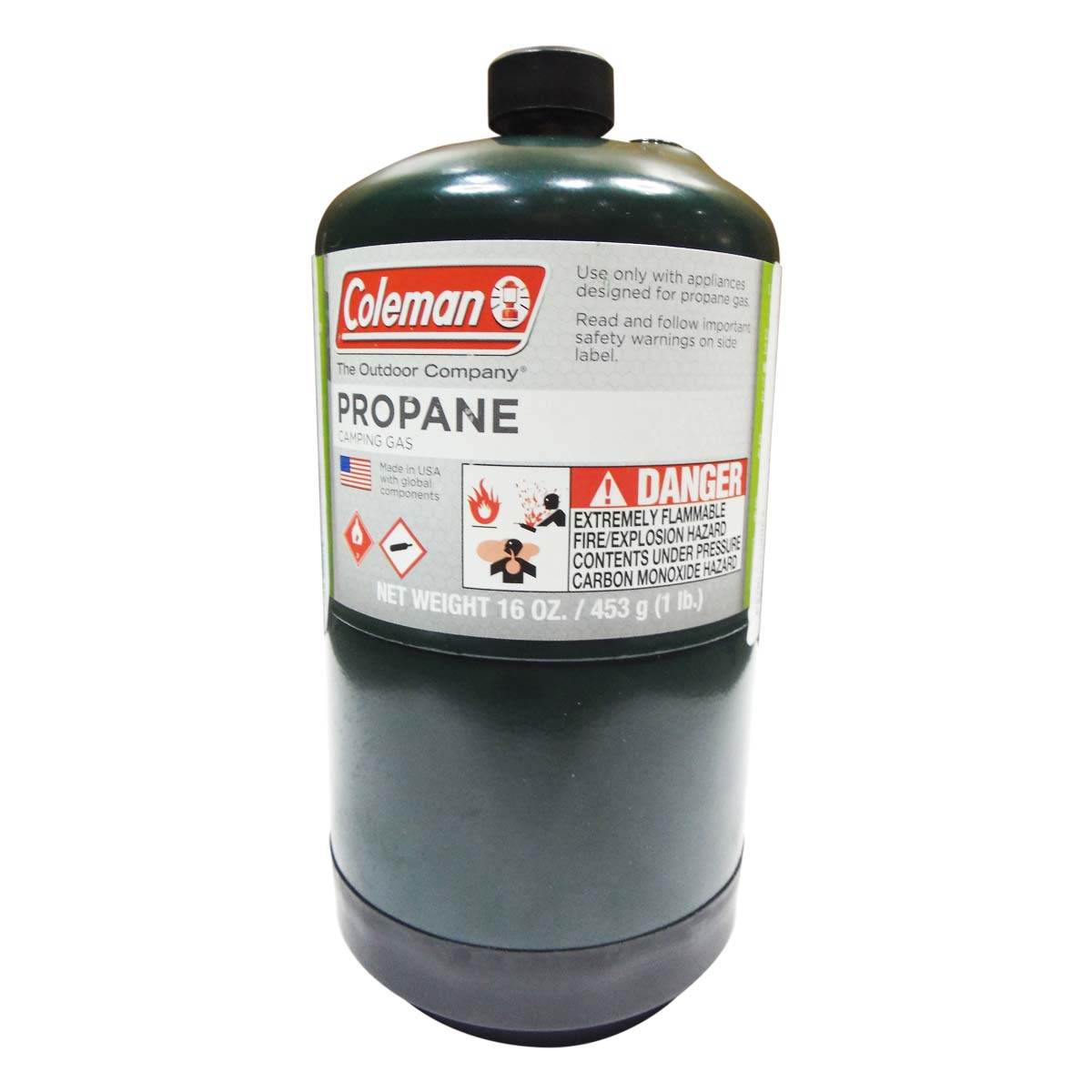 Gas Propano 453 G Ancho 5103a164t Coleman