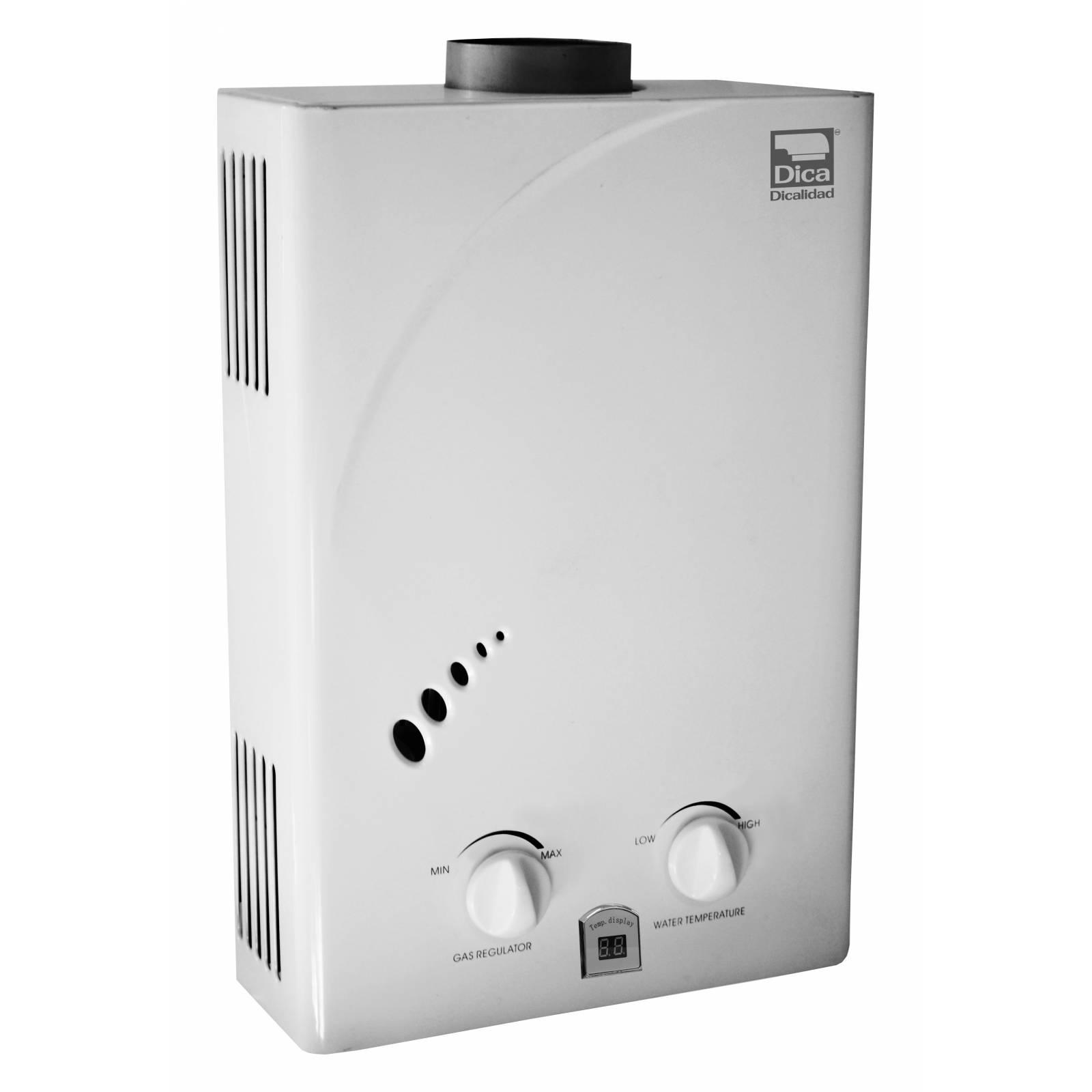 Calentador de agua de 8 litros CAILP12 DICA