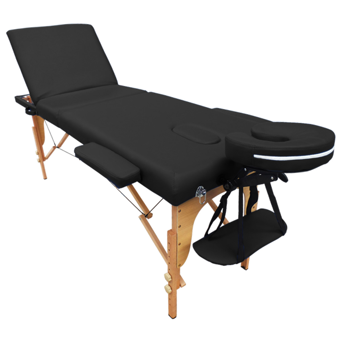 Cama Masaje Spa Estuche Portatil Reclinable Profesional