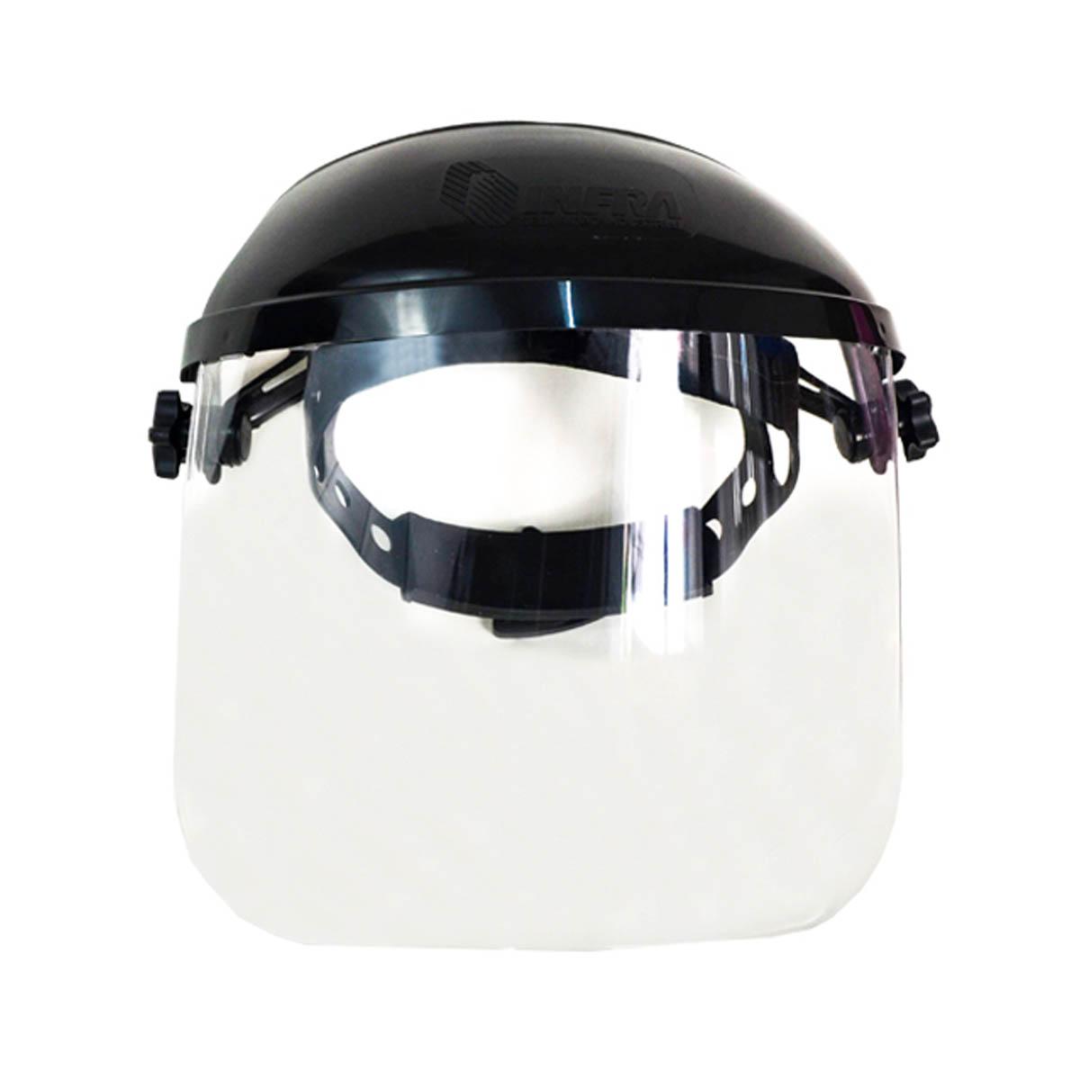 Protector Facial Visor 21 y 30 cm con M 3Pf-500T Infra