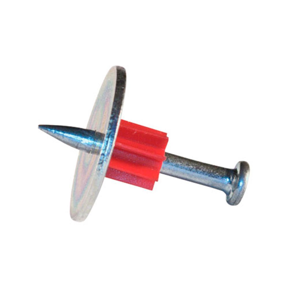 Clavos Con Rondana 1 1/4IN Fijacion Concreto 100pz Gram-Bel
