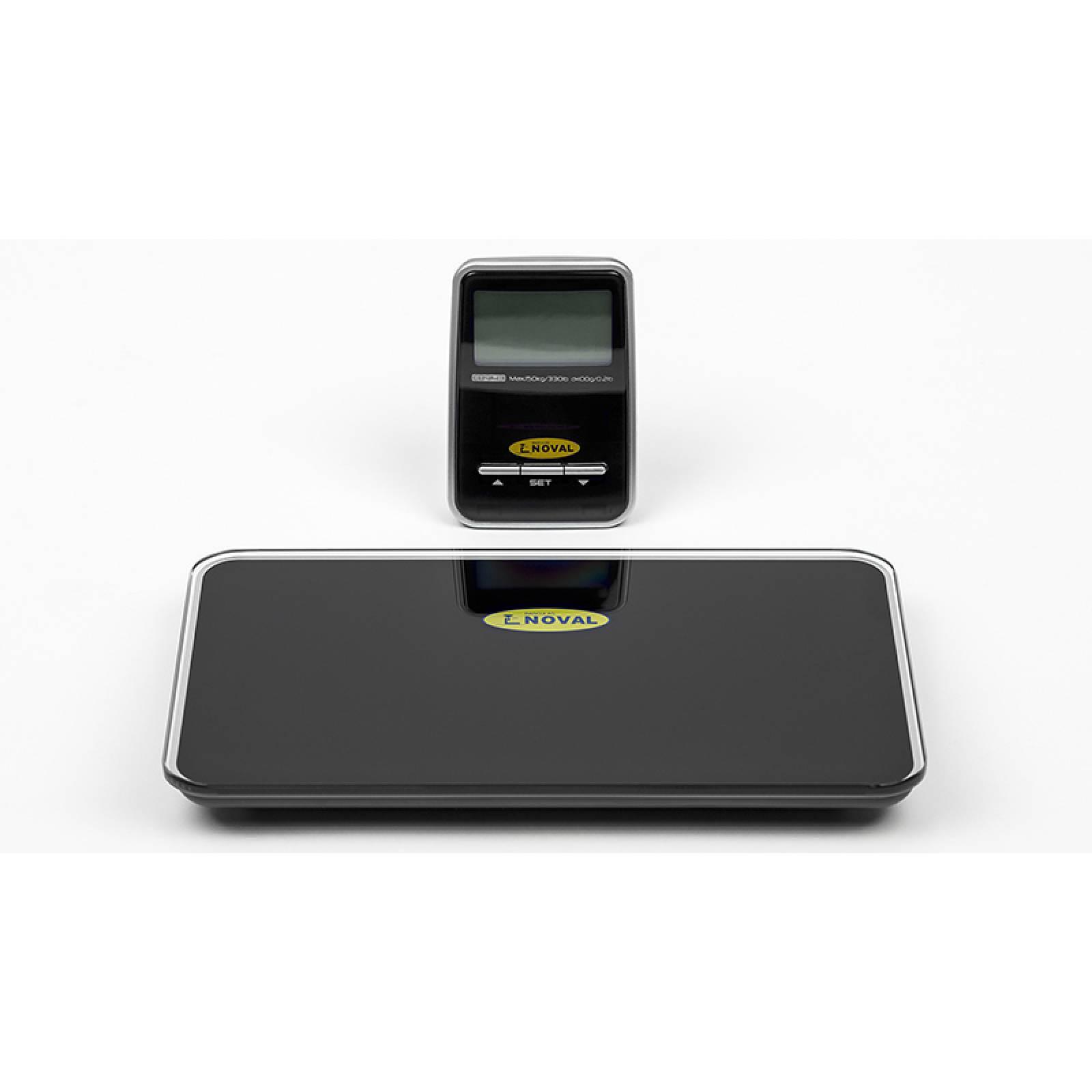 Bascula  Digital Pantalla Extraible 150 Kg  EB-9143 Noval