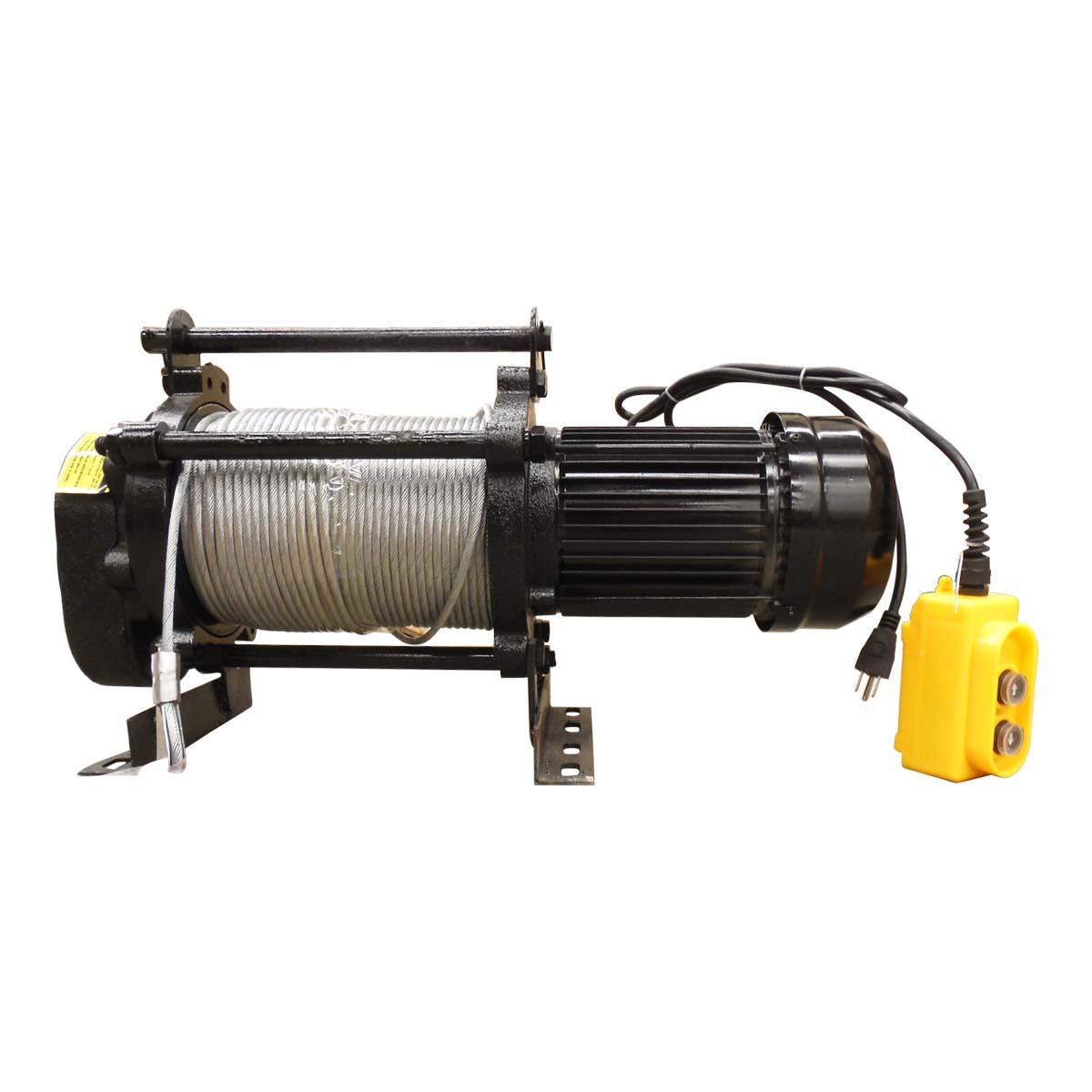 Polipasto Electrico 500-1000kg Cable 100m 220v Construccion