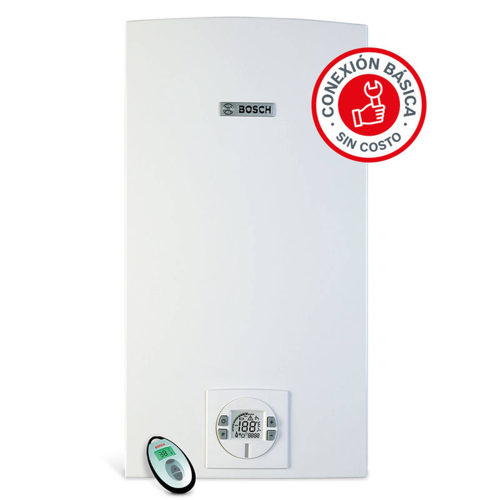 Calentador Con Control 4 Servicios Plus Easy 26 Gas Lp Bosch