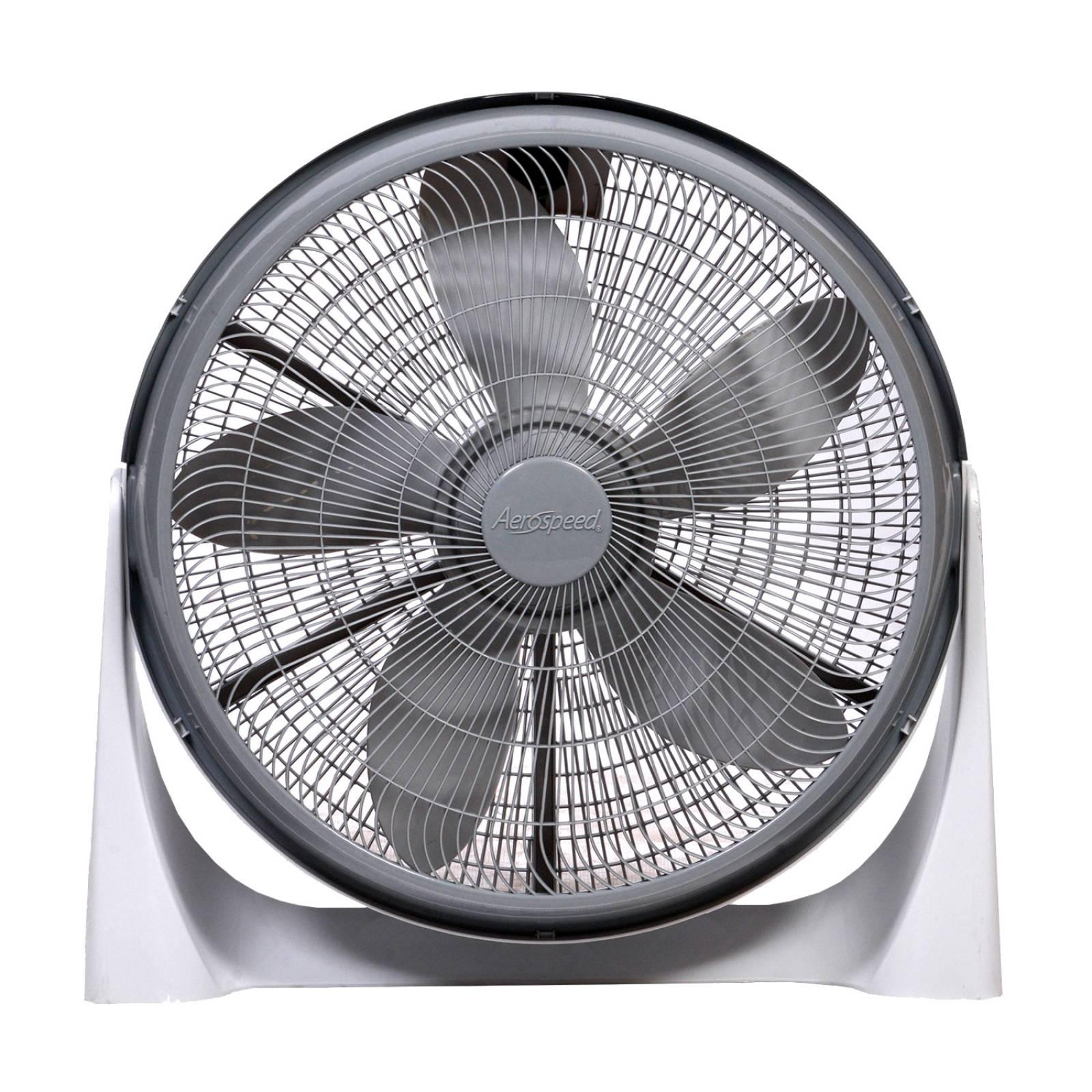 Ventilador Plastico de Piso 20 AC100 AeroSpeed