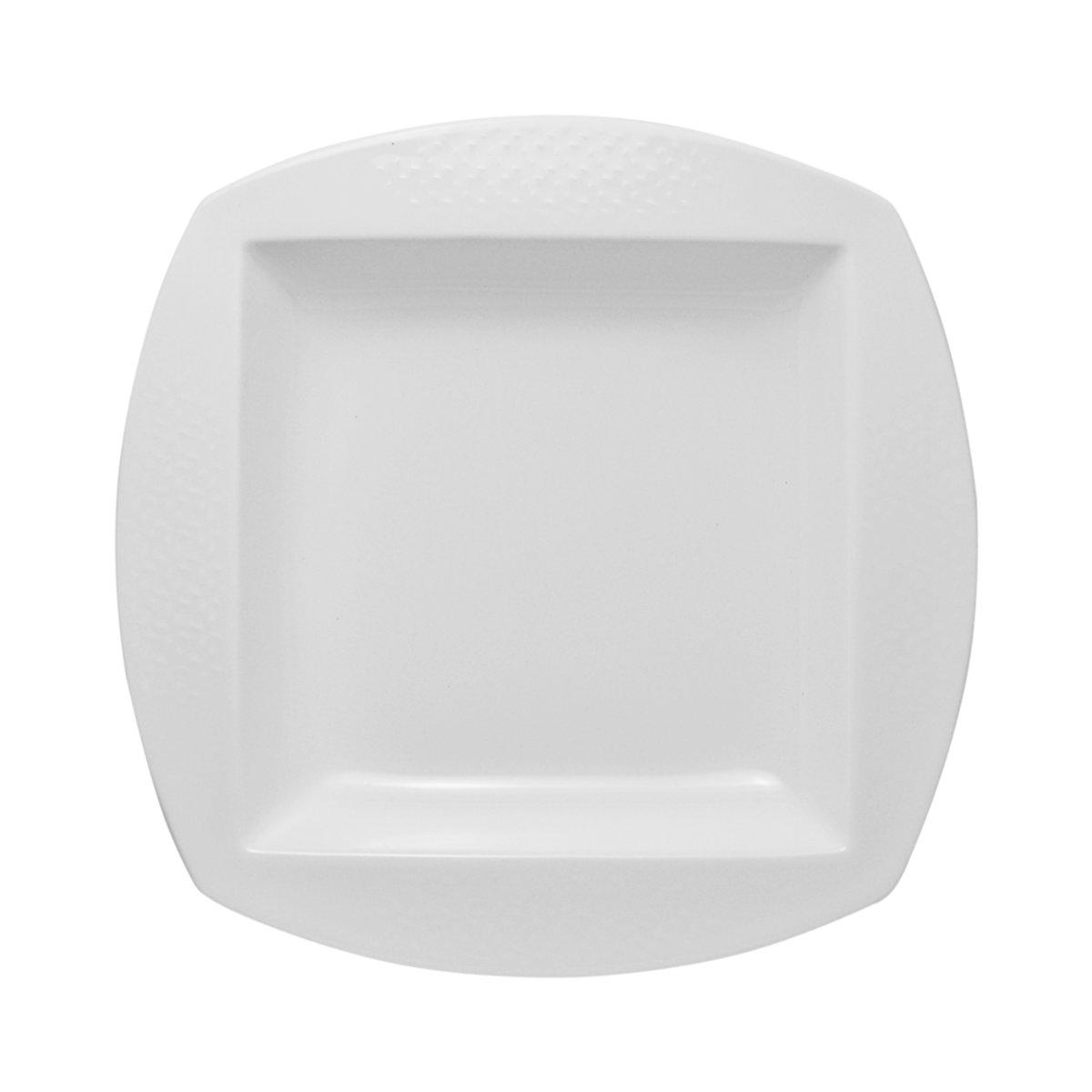 Juego Platos Cocina Soperos Porcelana 6 Piezas Crown Baccara
