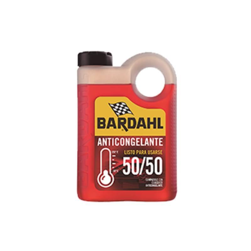 Anticongelante Listo para Usarse -37C a 132C 3.785 L Bardahl