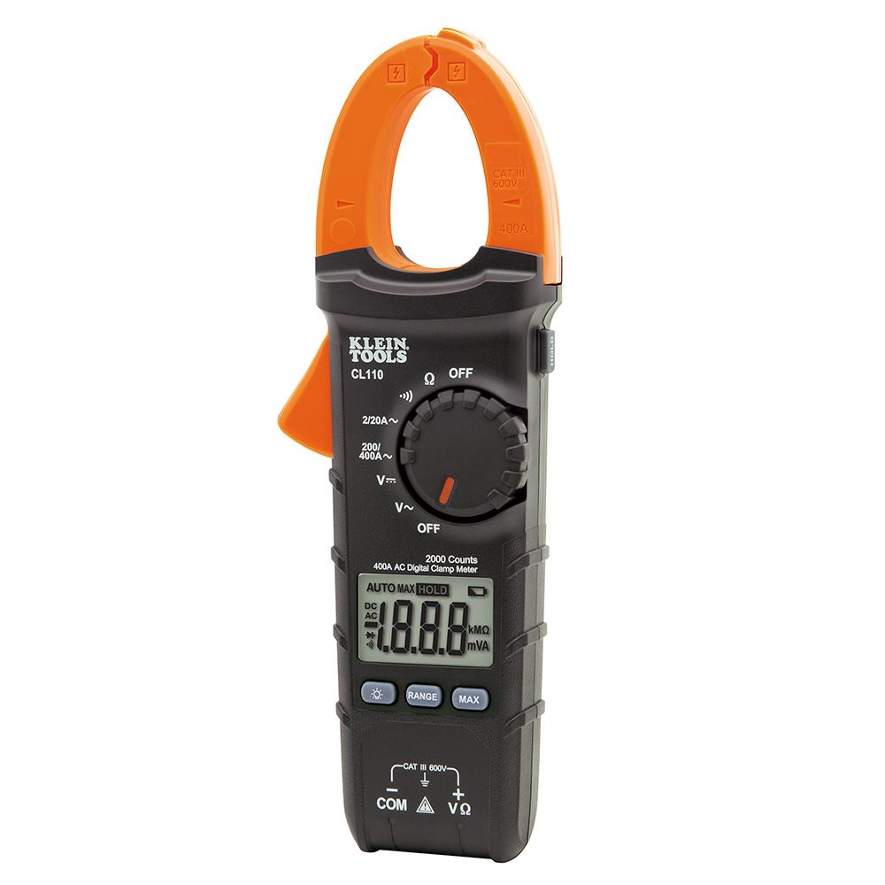 Multímetro De Gancho Ca Cl110 Klein Tools