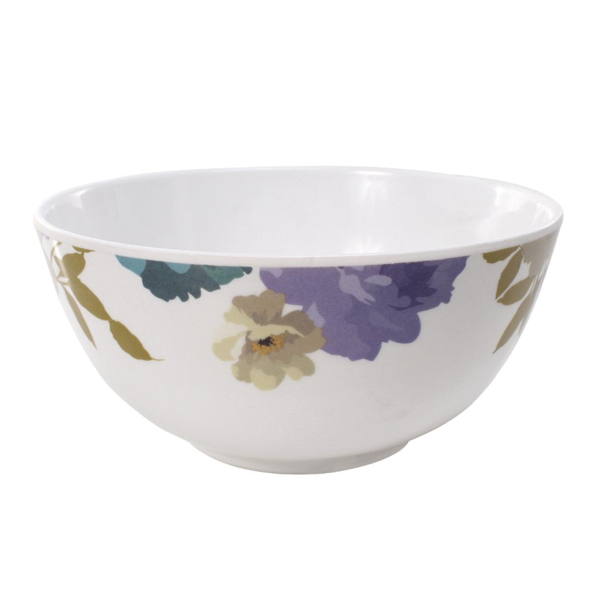 Bowl Tazon Decorativo Melamina 1 Pieza Crown Baccara