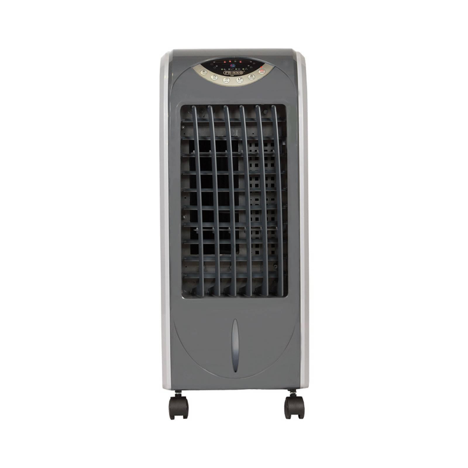 Enfriador Evaporativo y Calefactor Portatil 75W Negro Frikko