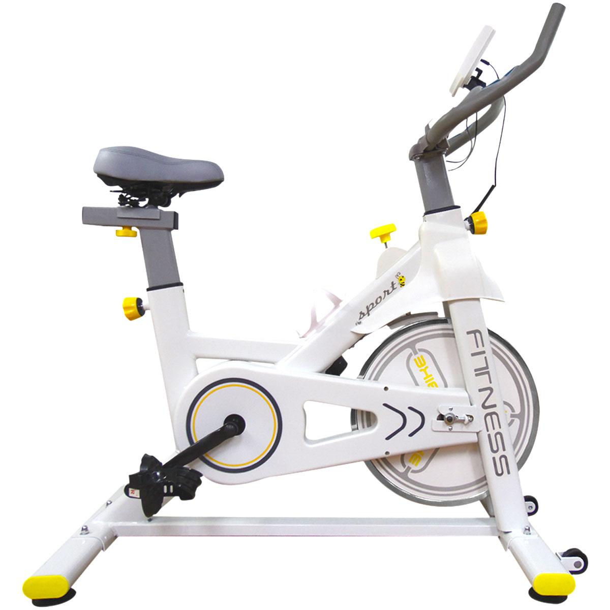Bicicleta Fija Spinning Ciclismo Interior Cardio Fitness Gym