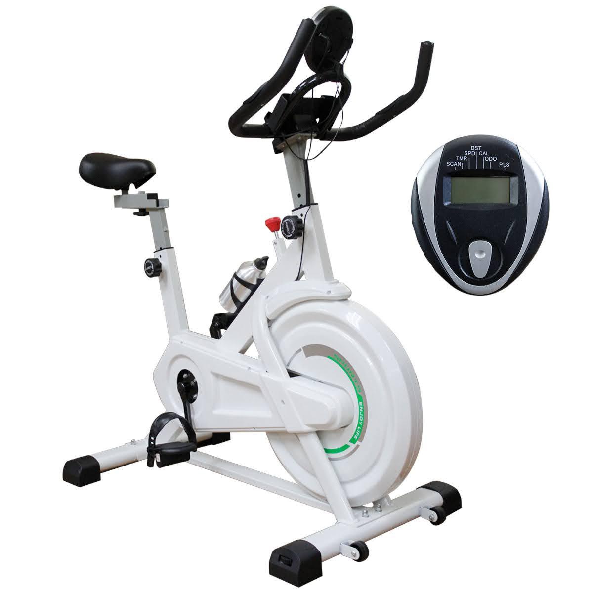 Bicicleta Fija Spining Ciclismo Interior Cardio Profesional