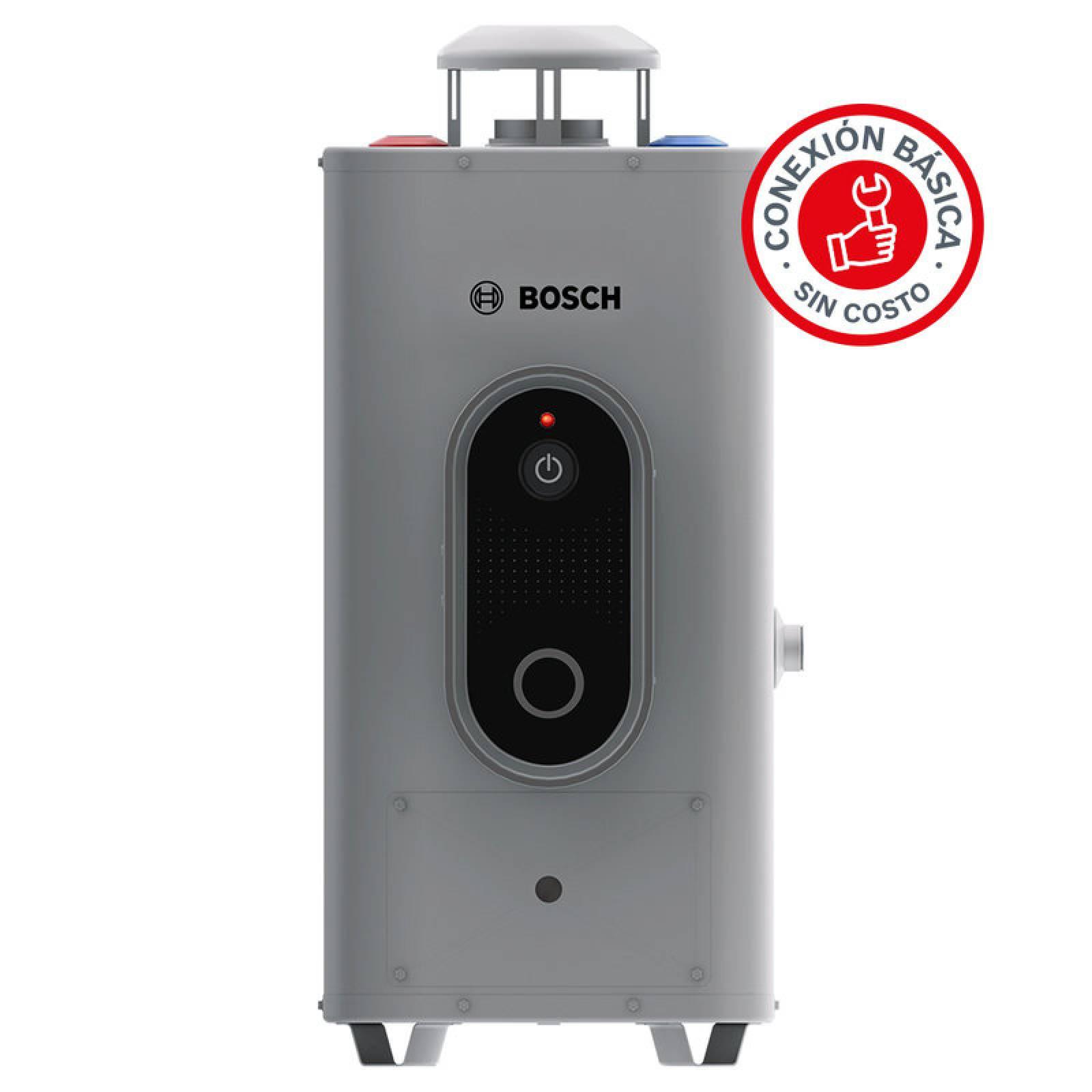 Calentador De Paso Para 1 Servicio Fast 5 Gas Lp Bosch