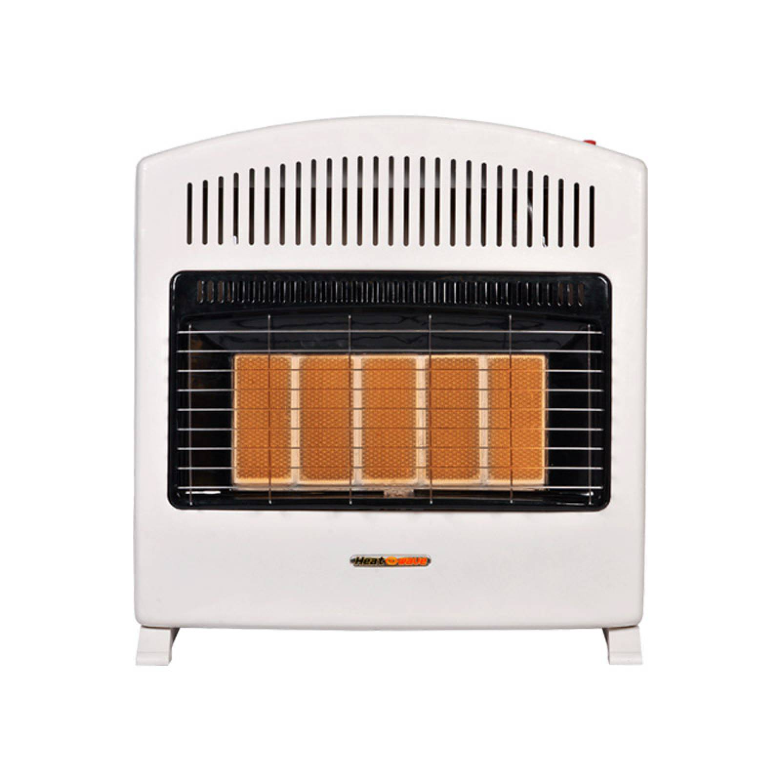 Calefactor Infrarojo 5 Radiantes LP Turbo HG5W-T Heat Wave