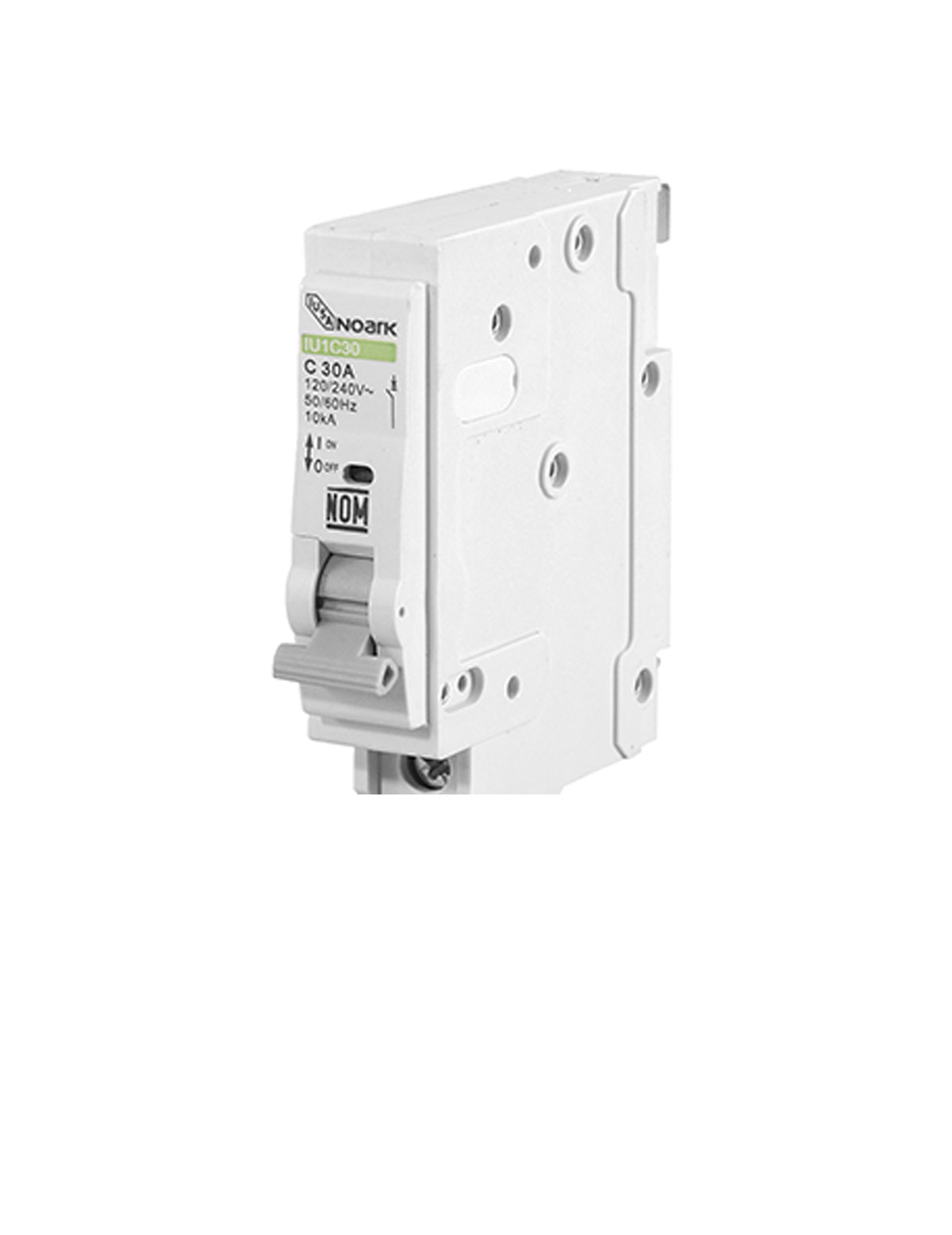 Interruptor Termomagnetico 1 Polo 30A Enchufable 616637 Iusa