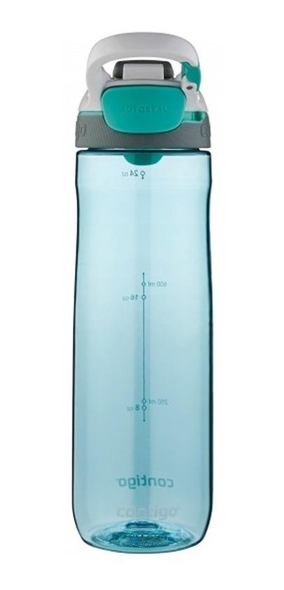 Botella Agua Plastica 24oz Sistema Autoseal Cortland Contigo