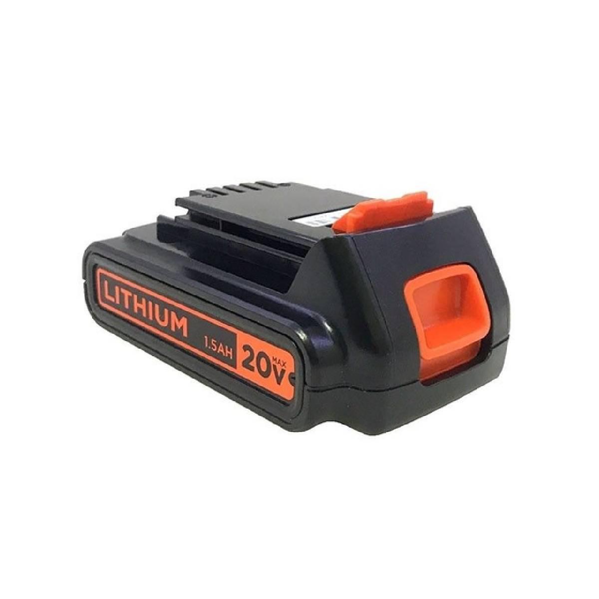 Refaccion Bateria 20 V Max Ionlitio De Taladro Sopladora B&D