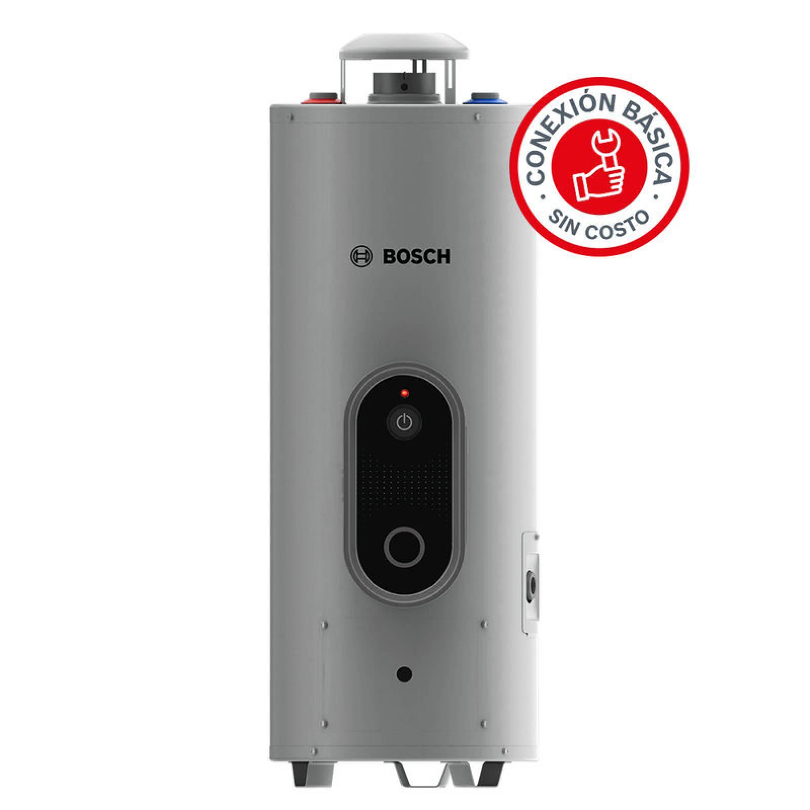 Calentador De Depósito 1 Servicio True 38 Gas Lp Bosch