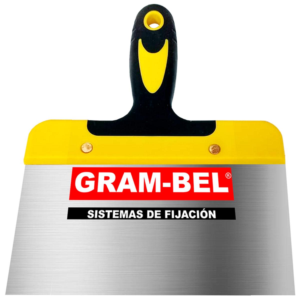 Espatula Flexible Multifuncional 6IN Pintura Mezcla Gram-bel