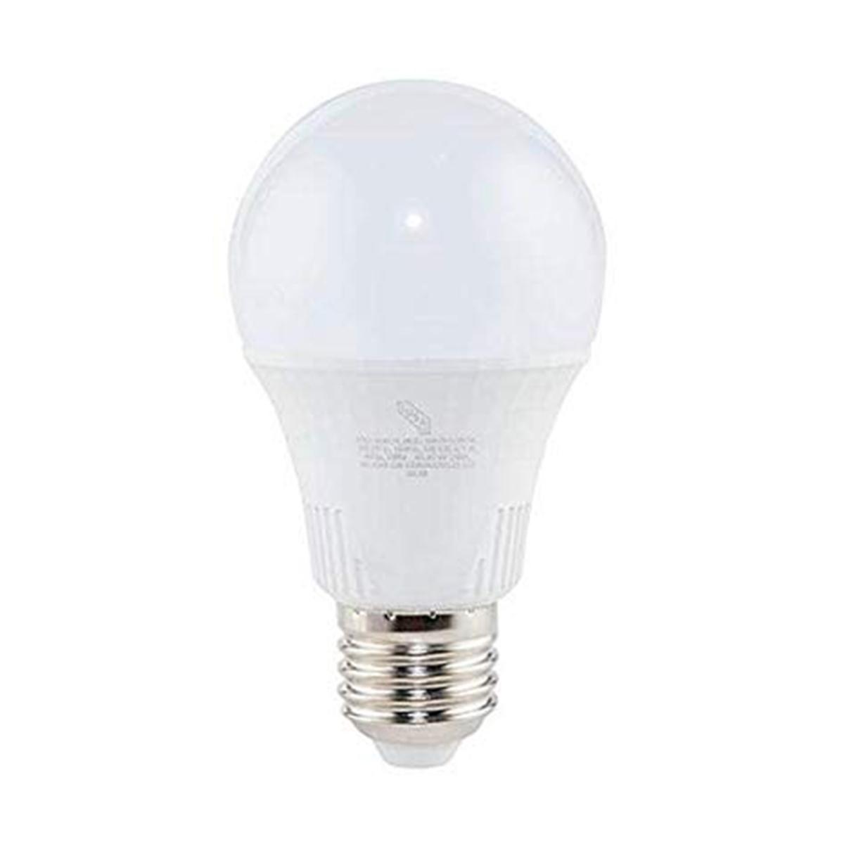 Foco Lampara Led Luz Blanca A19 5W Equivale 40 W 618310 Iusa