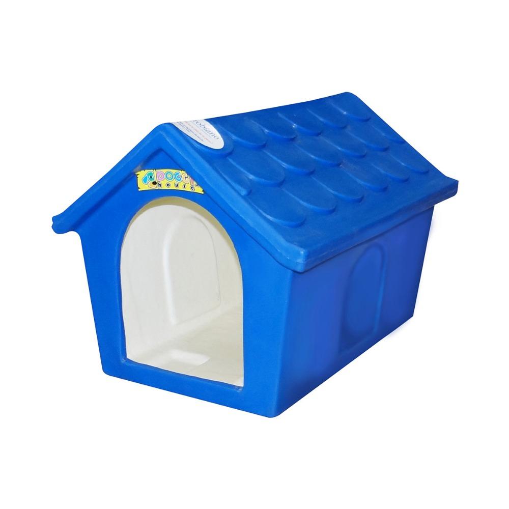 Casa Perro Clasica Pequeña Plastico Rigido Doggy House