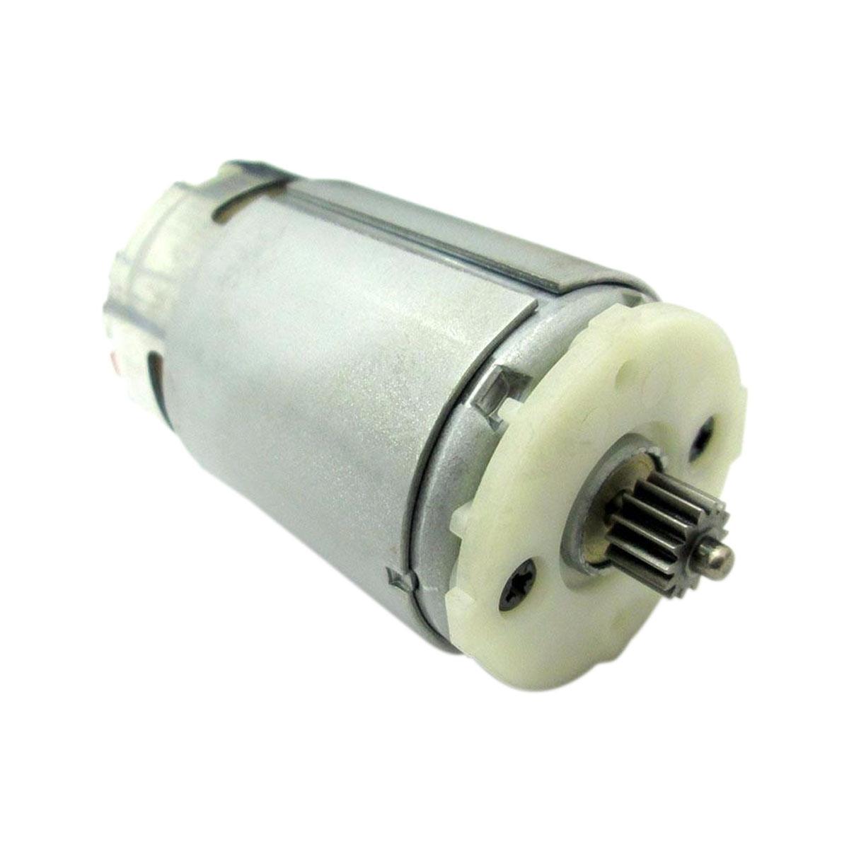 Refaccion Motor y Piñon Para Taladro 12 V DCD710S2 Dewalt