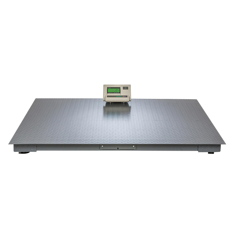 Bascula Plataforma Capacidad 2  Ton PLA-TN-120 Noval
