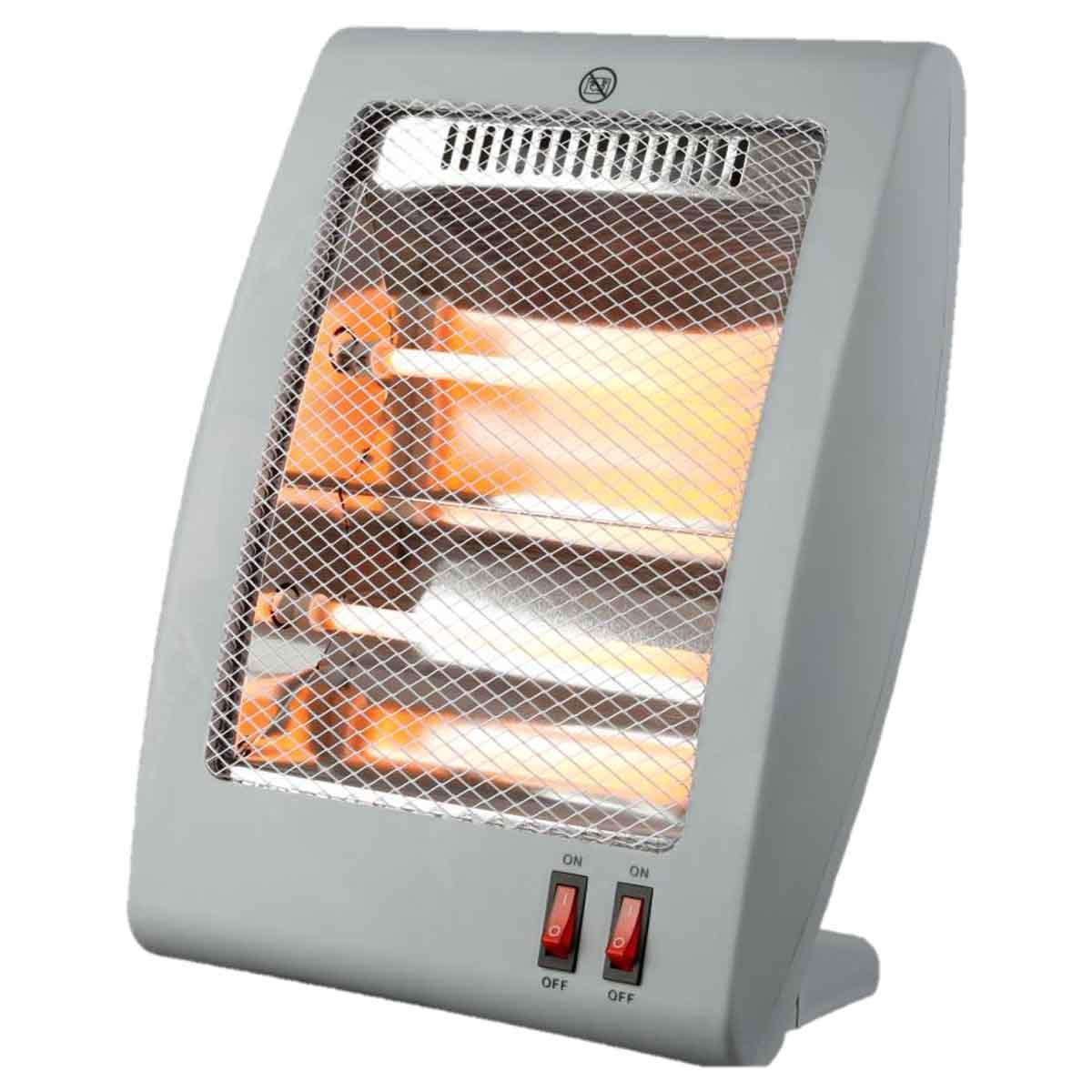 Calefactor Calentador Electrico Cuarzo 2 Niveles 120 V Helio