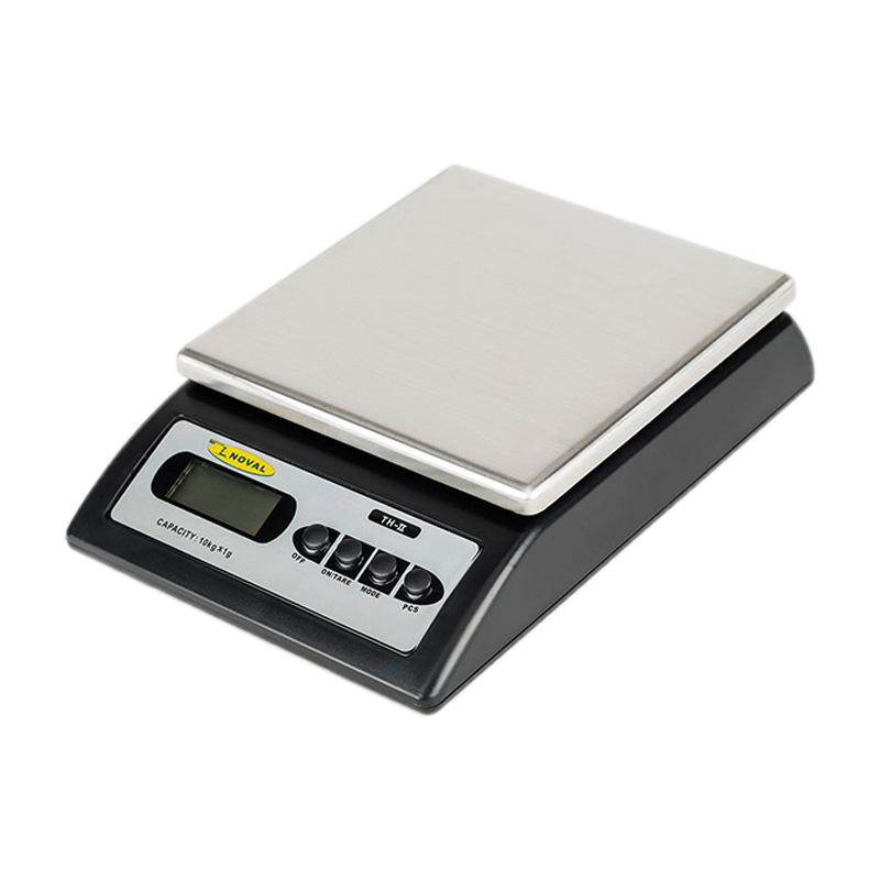 Bascula de Porcionadora 10kg/1g Acero Inox TH-II Noval