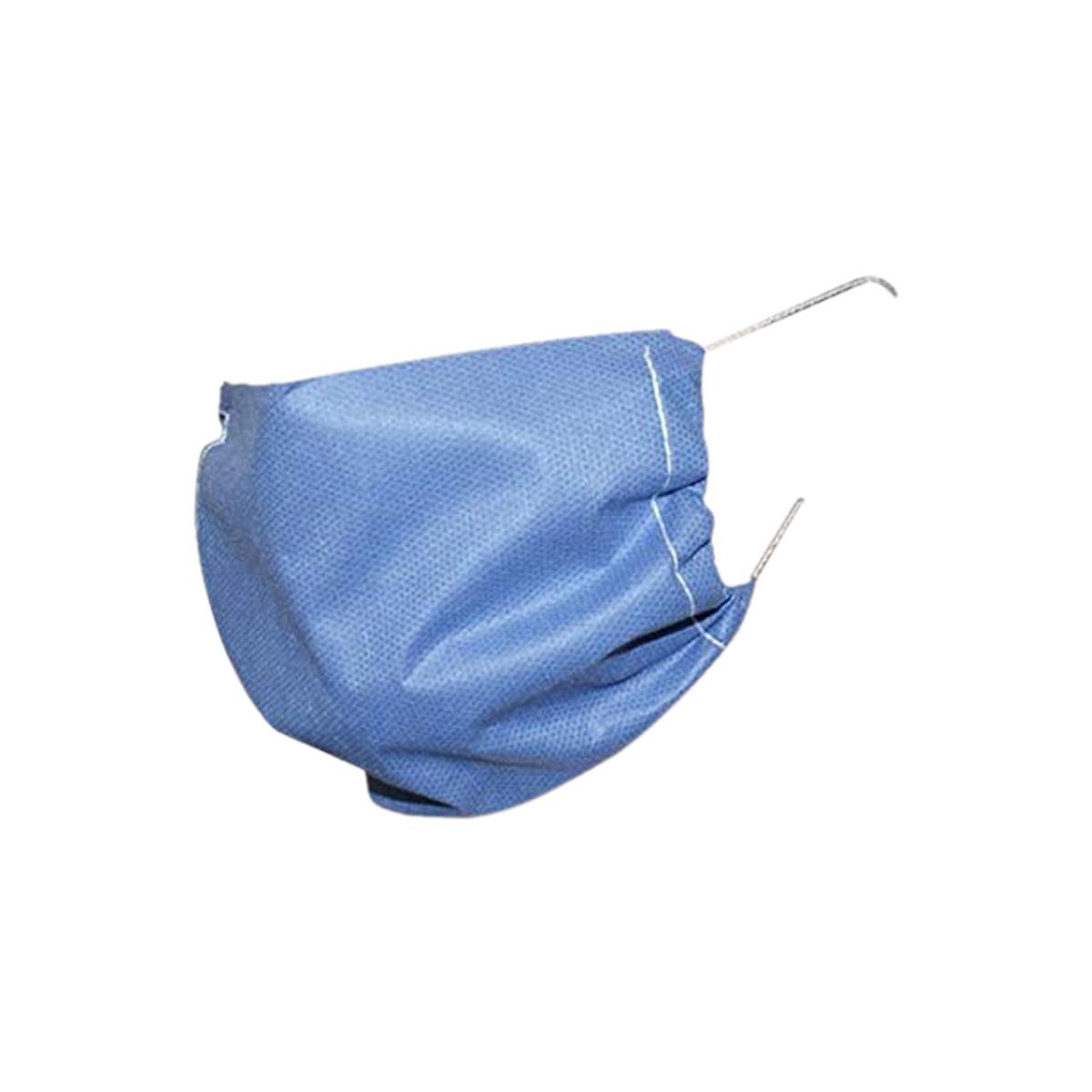 Mascarilla Cubrebocas 2 Capas Azul Prev Coronavirus 100 Pzs
