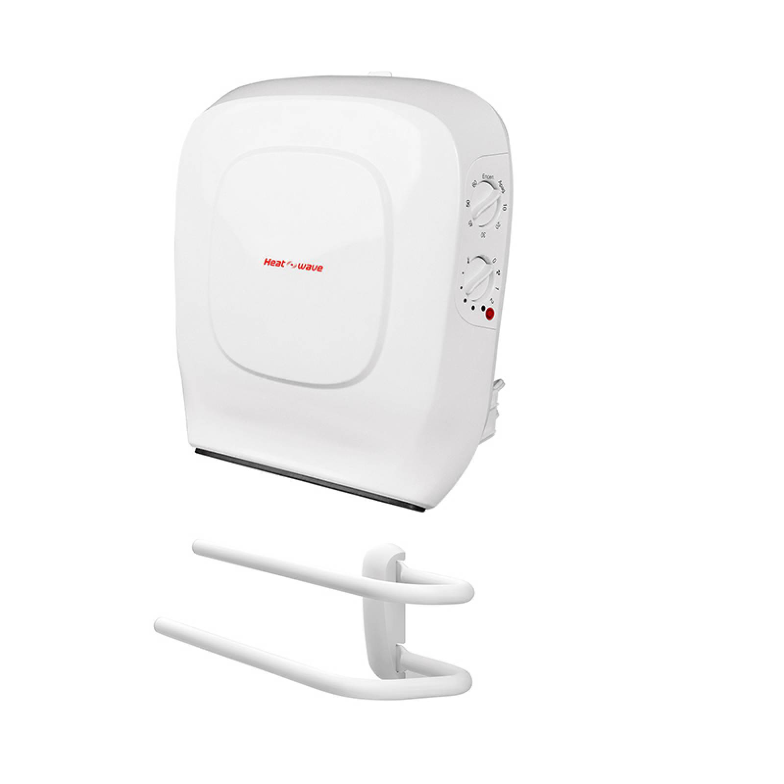 Calefactor Electrico Para Baño 1500 w Heat Wave