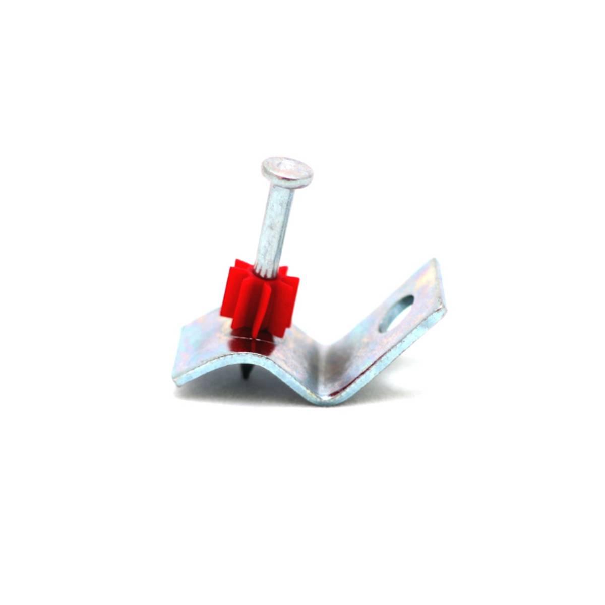 Angulo Con Clavo 1 1/4 In 100 Pz De Pistola PDA32 Gram-Bel