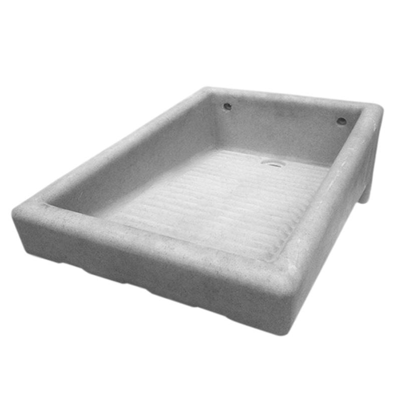 Tallador Lavadero Sin Pileta Plastico Lava Wash