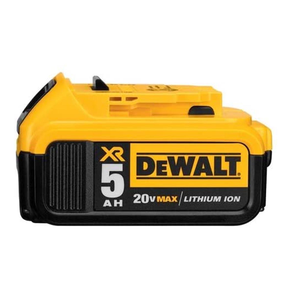 Bateria De 20v 5 Amp Flexvolt Dcb205 Dewalt
