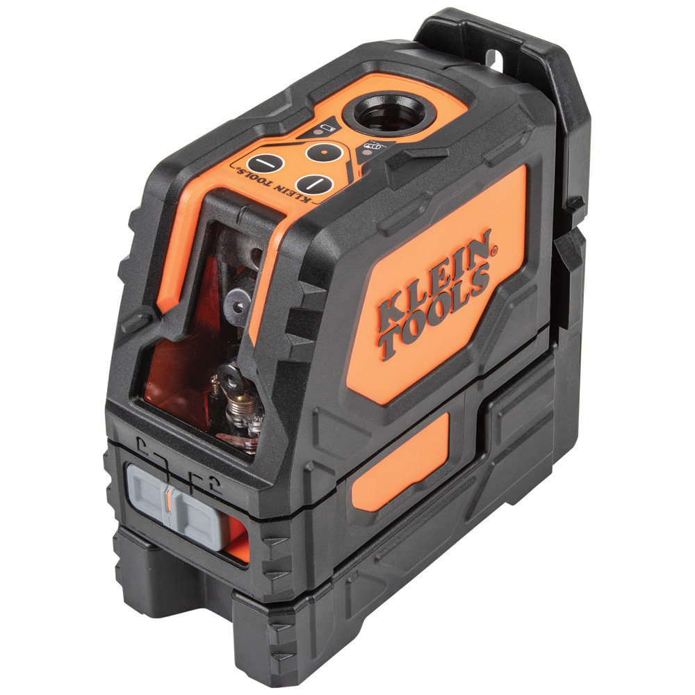 Nivel Laser Autonivelante Con Lineas Verdes Cruz Klein Tools