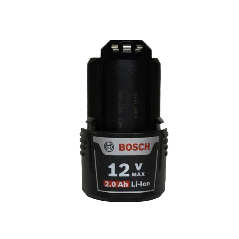 Bateria Litio Repuesto 2 Amperes 12V Max 1600A0021D Bosch